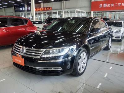 2011年12月 大众 辉腾(进口) 3.6L V6 5座加长Individual版图片