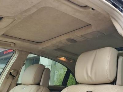 奔驰 奔驰S级  2010款 S 600 L
