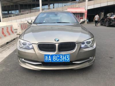 2012年6月 宝马 宝马3系(进口) 330i双门轿跑车图片
