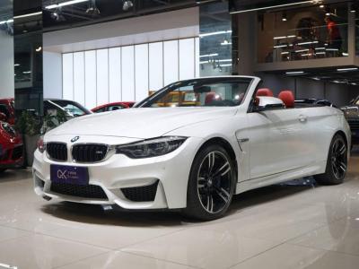 2017年11月 BMW BMW M4 M4敞篷轎跑車圖片