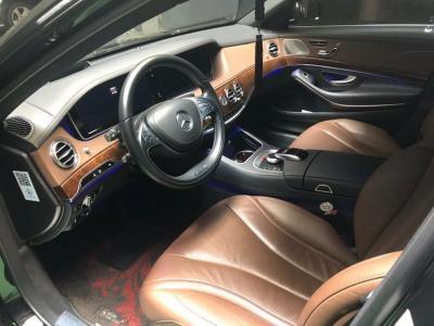 奔驰 奔驰S级  2017款 S 400 L图片