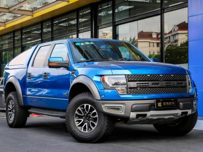 2013年6月 福特 F-150(进口) 6.2L SVT Raptor SuperCrew图片