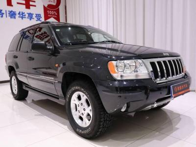 Jeep 大切諾基  2004款 4700 征途