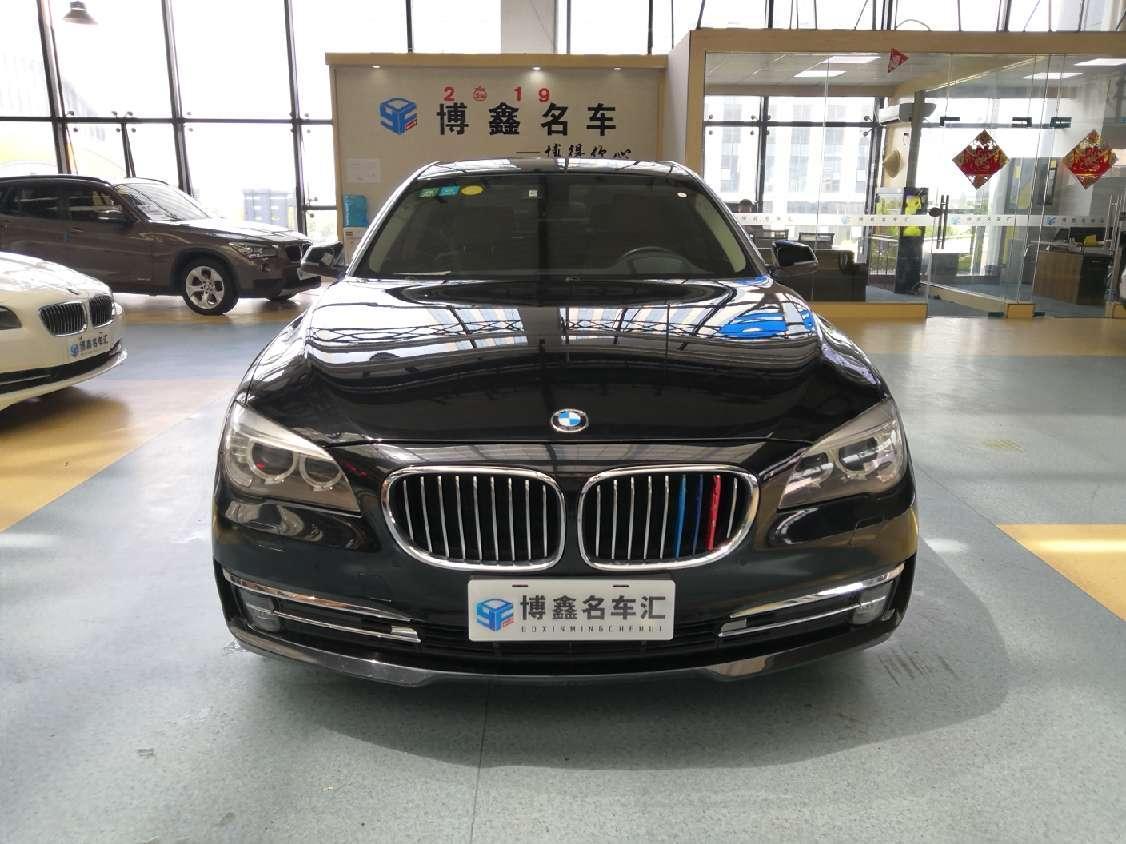 宝马 宝马7系  2014款 730Li 臻享型图片