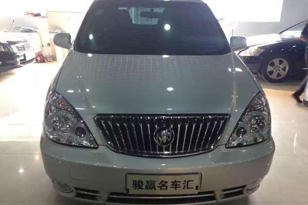 【秦皇岛】2014年8月 别克 gl8 商务车 2.4 经典版 银灰 自动档