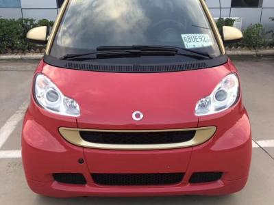 smart fortwo  2012款 1.0 MHD龙年特别版图片