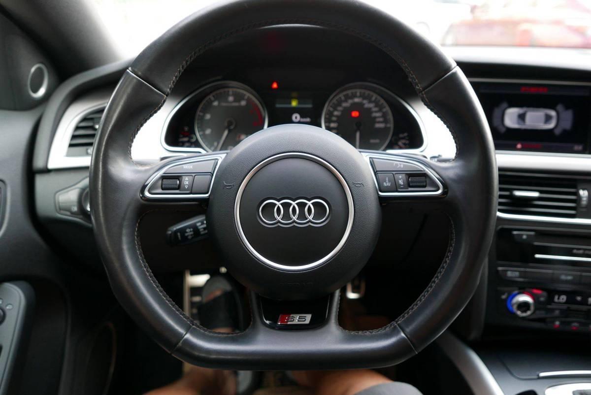 奥迪 奥迪S5  2012款 S5 3.0T Sportback图片