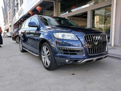2013年12月 Audi 奥迪Q7  35 TFSI ?#25581;?#22411;图片