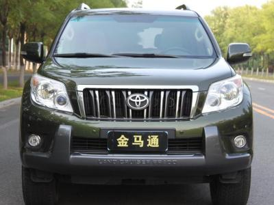 豐田 普拉多  2010款 4.0L 自動TX-L NAVI圖片