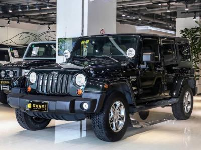 2012年8月 Jeep 牧马人(进口) 3.6L Sahara 四门版图片