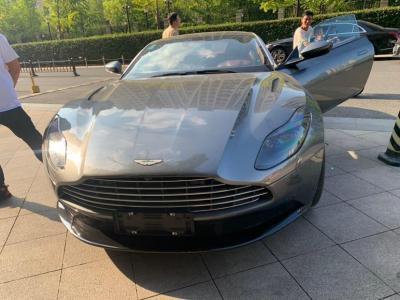 2018年4月 阿斯顿·马丁 阿斯顿?马丁DB11 4.0T V8图片