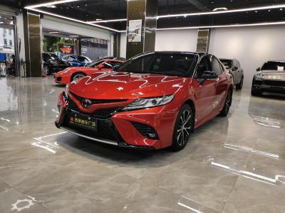 丰田 凯美瑞  2018款 2.0S 锋尚版图片