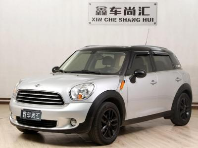 2012年5月 MINI COUNTRYMAN 1.6L COOPER Fun圖片