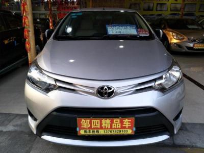 丰田 威驰  1.3L 手动 GL-i标准版
