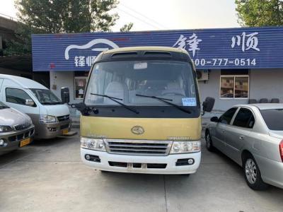 金龙 凯歌  2014款 2.7L轻型客车豪华型G4BA