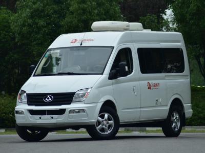 2015年9月 上汽大通MAXUS V80 2.5T AMT傲運通國V短軸中頂6座圖片