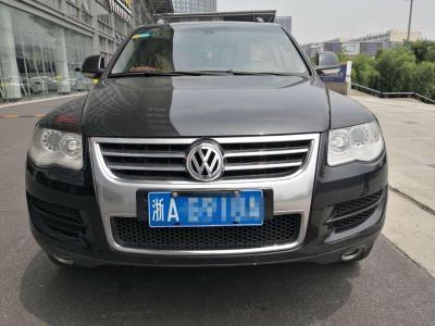 2010年2月 大众 途锐(进口) 3.0T 柴油标准型图片