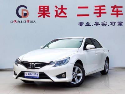 豐田 銳志  2013款 2.5S 菁銳版圖片