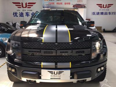 2015年11月 福特 F-150  6.2L SVT Raptor SuperCrew图片
