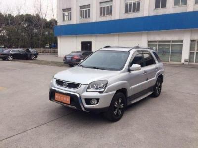 起亚 智跑  2.0 Premium 2WD