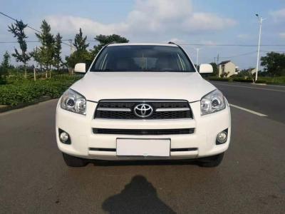 2009年11月 丰田 RAV4荣放 2.4L 自动豪华版图片