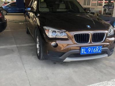 2013年3月 寶馬 寶馬X1(進口) sDrive18i豪華型圖片
