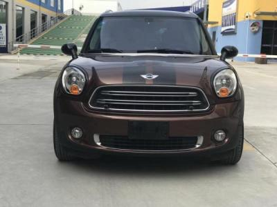 2015年1月   MINI Countryman 1.6L Fun图片