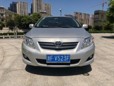 丰田 卡罗拉  2008款 1.8L 自动GLX-i特别纪念版